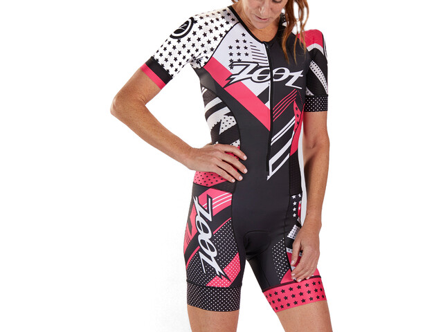 Zoot LTD Tri Aero SS Racesuit Women team